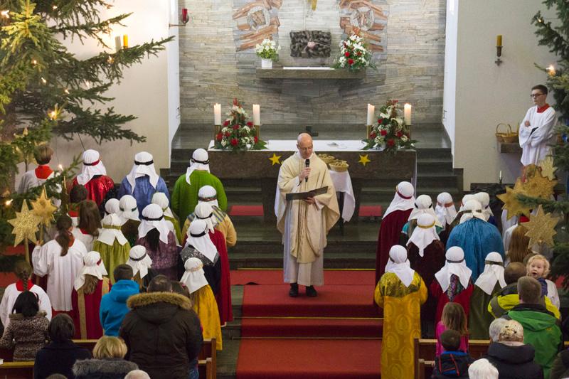 Die Sternsinger von St.Theresia bringen Gottes Segen | Stuttgart ...