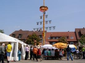 weilimdorf feiert den fr hling maibaumfest und verkaufsoffener sonntag am 9 mai 2010. Black Bedroom Furniture Sets. Home Design Ideas