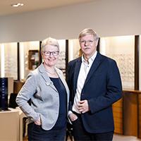 Bertram und Helga Schill