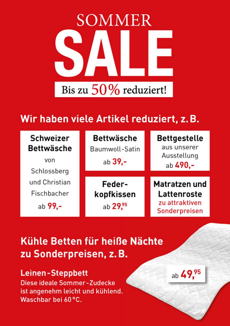 Summer Sale Bei Mannsdörfer Bis Zu 50 Reduziert Stuttgart