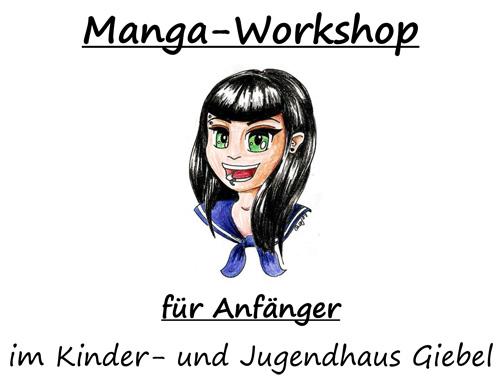 Manga Workshop Im Kinder Und Jugendhaus Giebel Stuttgart Weilimdorf