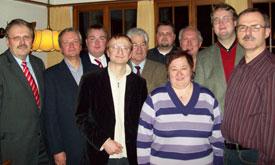 CDU-Vorstand2009