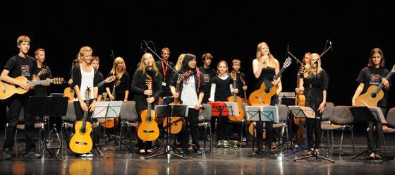 gitarrenensemble-musikschule