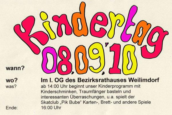 kindertag2010-plakat