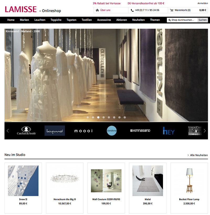 lamisse-screenshot-onlineshop
