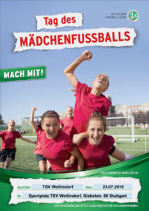 tagdesmaedchenfussball