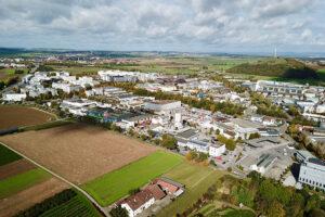 Gewerbegebiet Weilimdorf. Foto: Goede