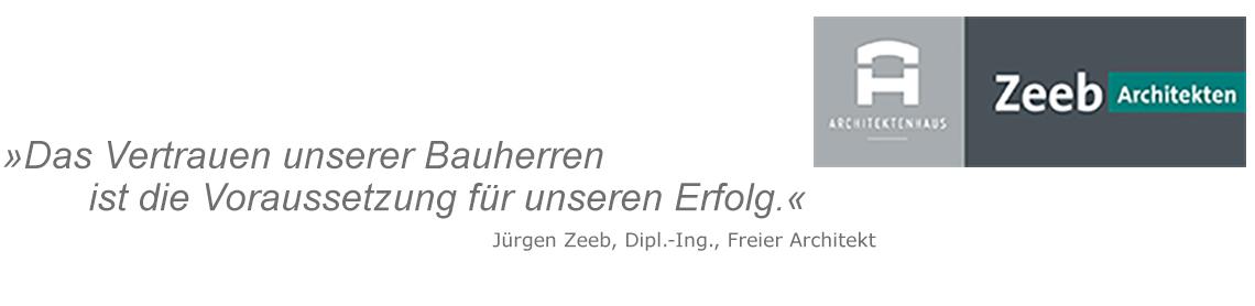 Slogan Zeeb Architekten