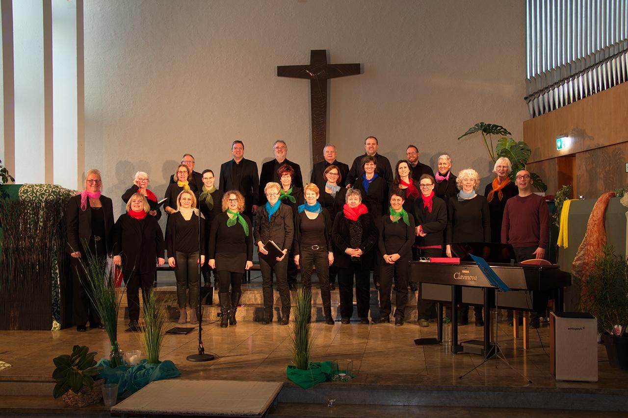 Chor KlangART Stephanuskirche