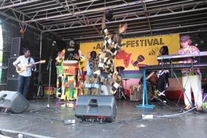 Afrika Festival in Weilimdorf
