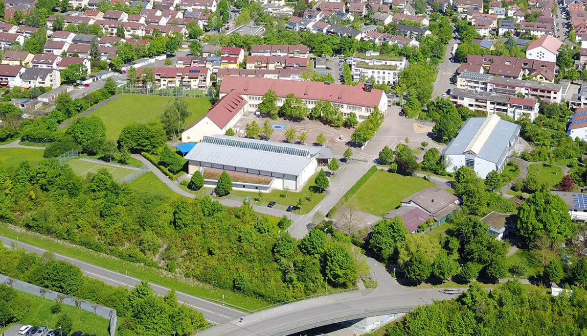 Wolfbuschschule. Foto: GOEDE