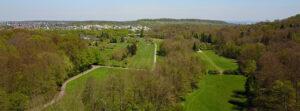 Luftbild Lindental Weilimdorf