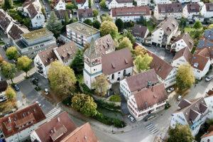 Historisches Ensemble Weilimdorf, © Foto Hans-Martin Goede