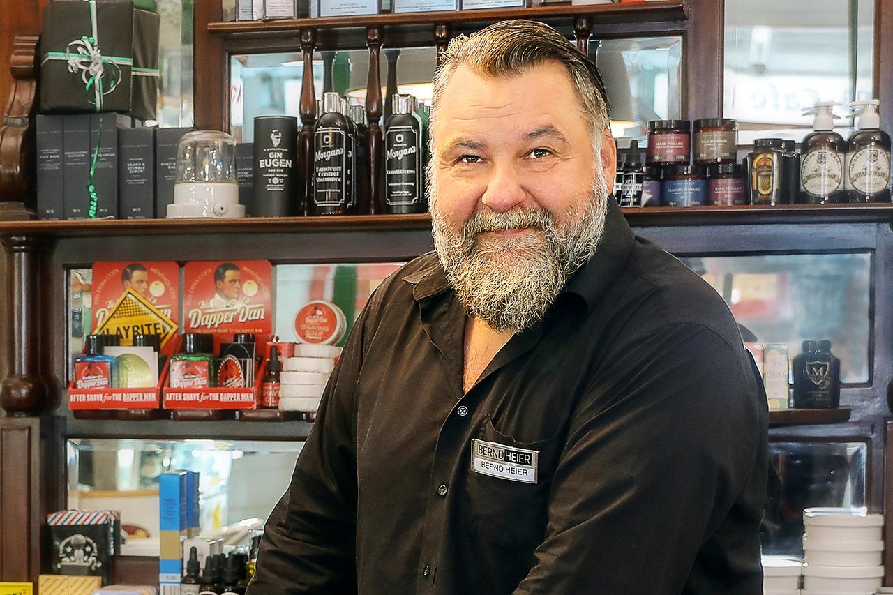 Bernd Heier Bos Barber