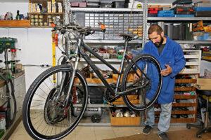 Fahrrad Renner
