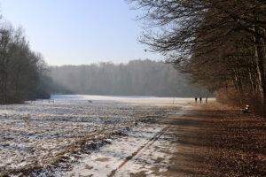 Lindental im Winter