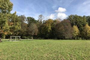 Spiel- und Sportwiese im Fasanengarten