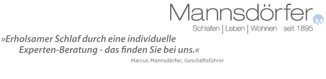 Slogan Mannsdörfer