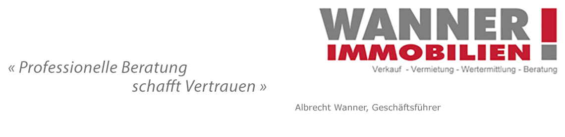 Slogan Immo Wanner