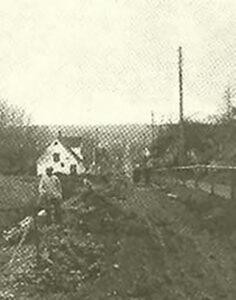 Das alte Blick Solitude, Bild aus dem Archiv des Weilimdorfer Heimatkreis