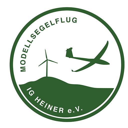 Vereinslogo Modellsegelflug IG Heiner e.V.
