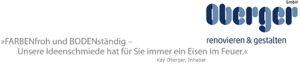 Slogan Oberger