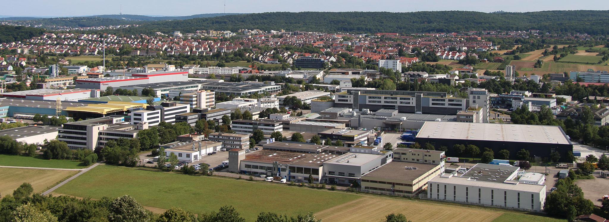 Handel und Gewerbe in Weilimdorf