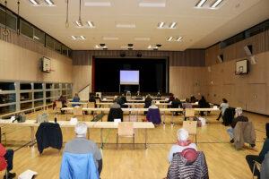 itzung des Bezirksbeirat Weilimdorf am 10. Dezember 2020