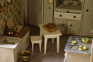 Puppenhaus von Irmela Laib