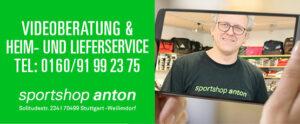 Sportshop Anton Video Beratung