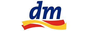 Logo dm Markt