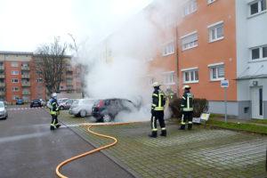 Brand 1, 05.01.2021, 14:32h, Feuerwehr Weilmdorf