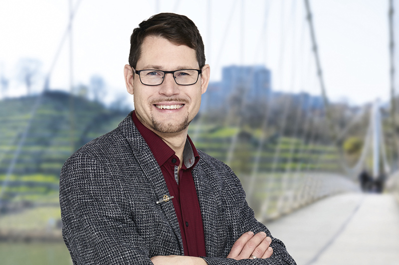 Jörg Sailer. Foto: Bernd Eidenmüller, Rechte: Freie Wähler Stuttgart