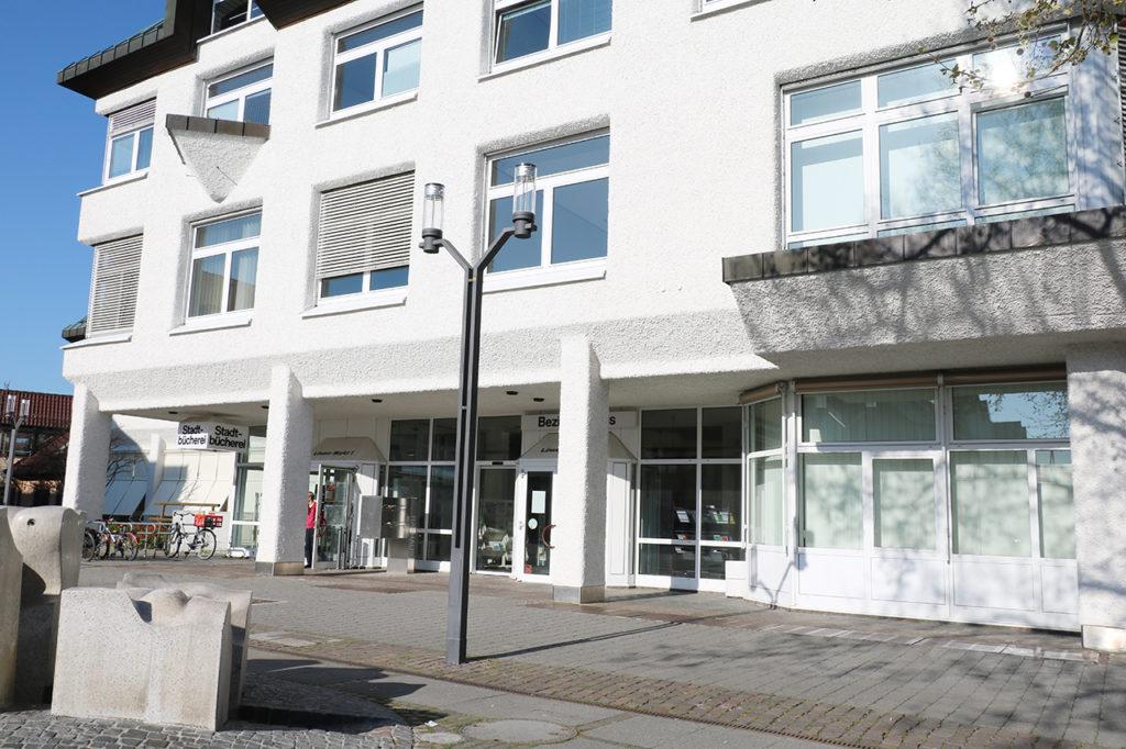 Bezirksamt Weilimdorf