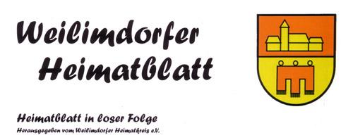 Logo Heimatblatt des Heimatkreises