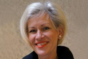 Bezirksvorsteherin Ulrike Zich