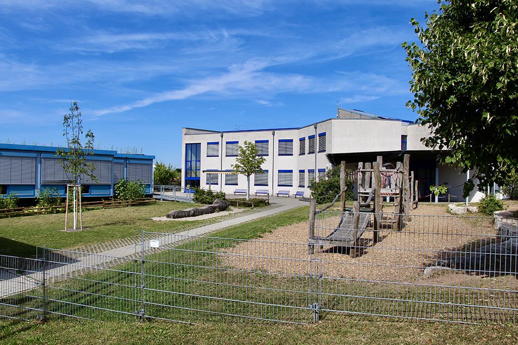 Maria Montessori Grundschule Hausen, Foto: Goede