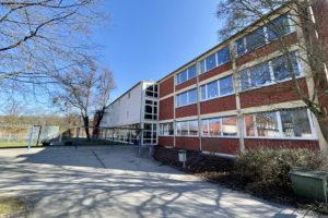 Rappachschule (Grundschule). Foto: Goede