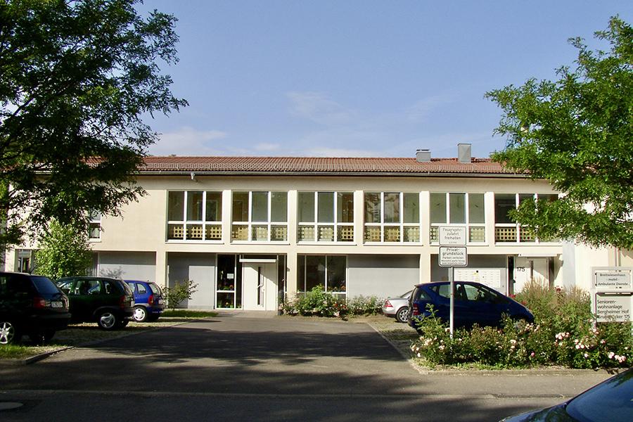"""Seniorenwohnanlage """"Bergheimer Hof"""" - Betreutes Wohnen"""