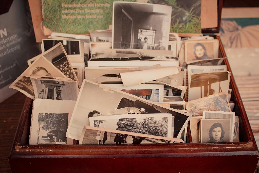 Demenz - alte Bilder © Pexels.com