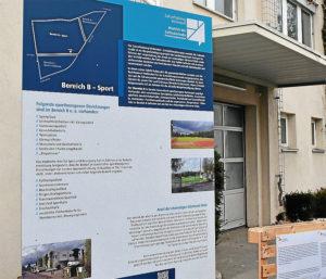 Steht auch auf der Agenda der Weilimdorfer*innen im Bürgerhaushalt: Die Neugestaltung des ehemaligen Walz-Areals. Fotos: Archiv Tommasi
