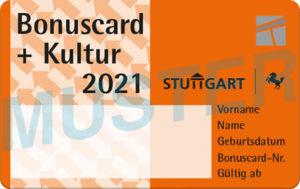 Kultur für Alle | Bonuscard