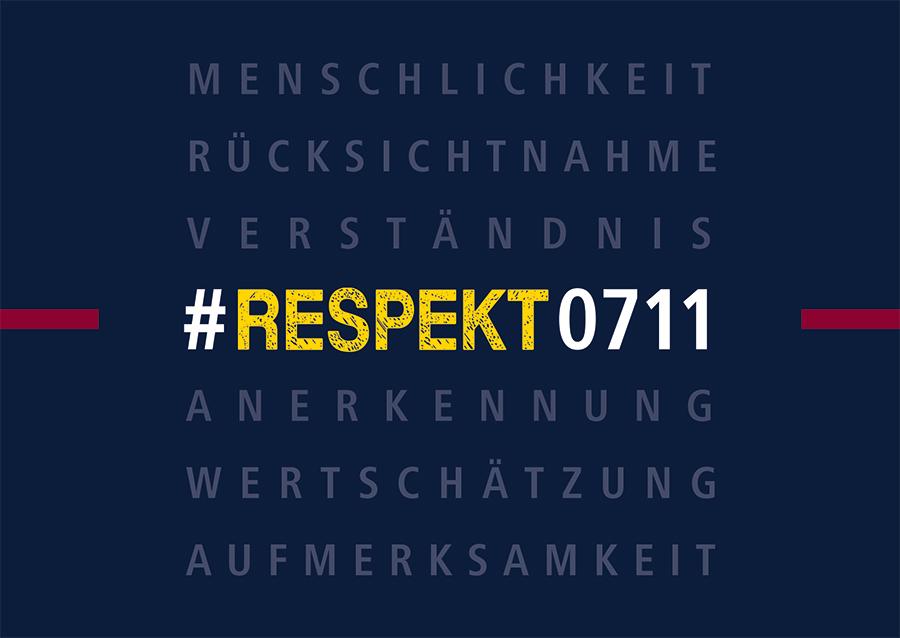 Aktionswoche #Respekt0711