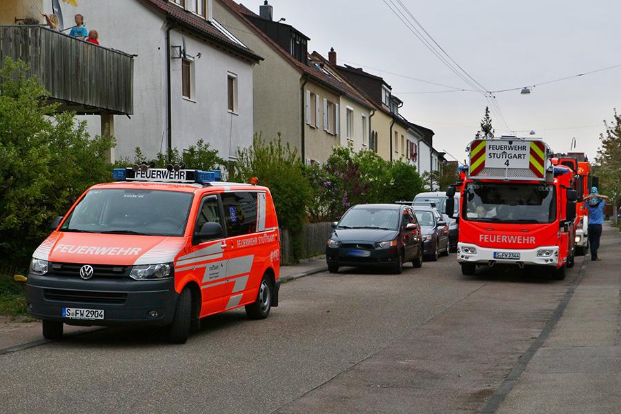 Gasausströmung. Foto: Rometsch