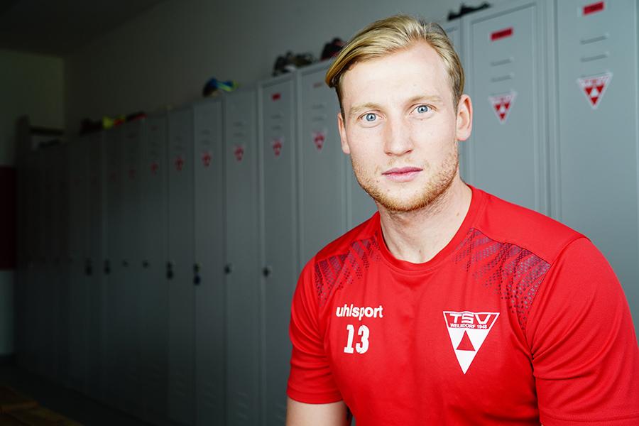Dominik Ferdek, Foto: TSV Weilimdorf