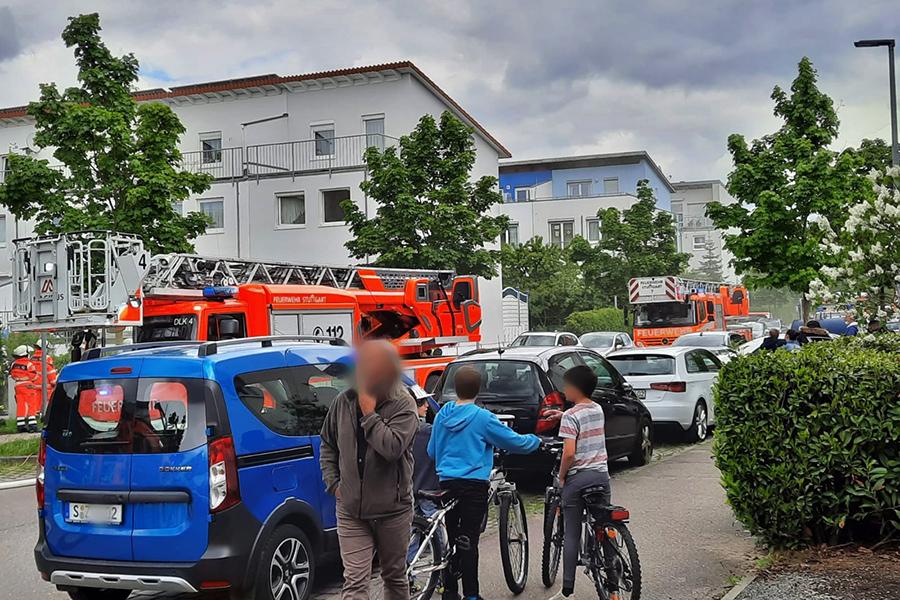 Brand Hausen. Foto: SL privat