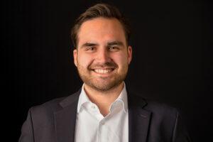 CDU-Bundestagskandidat, Stadtrat Max Mörseburg