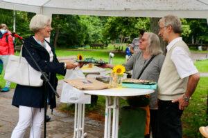 Abschiedsgottesdienst Pfarrer Häcker im Lindental, Foto GOEDE