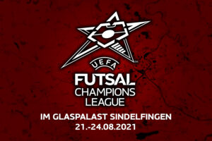 UEFA Futsal 2021 Stuttgart