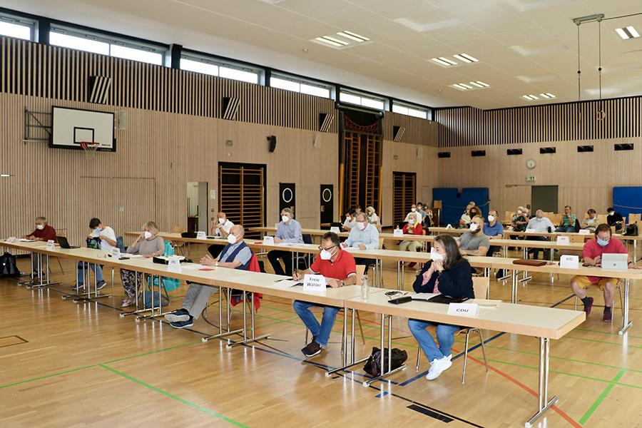 Mitteilungen aus der Sitzung des Bezirksbeirat Weilimdorf vom 07. Juli 2021, Foto GOEDE